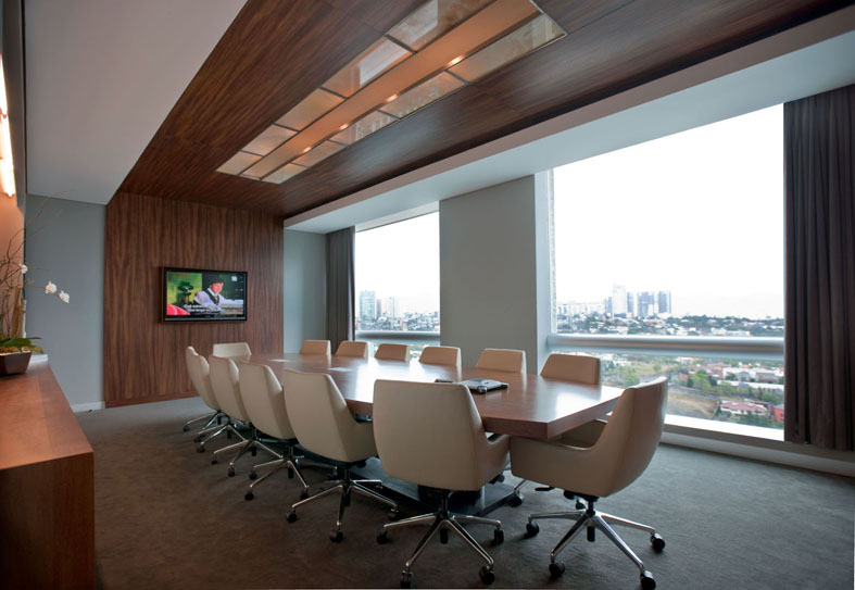 Office interior design services vadodara interior designers for Best modern office interior
