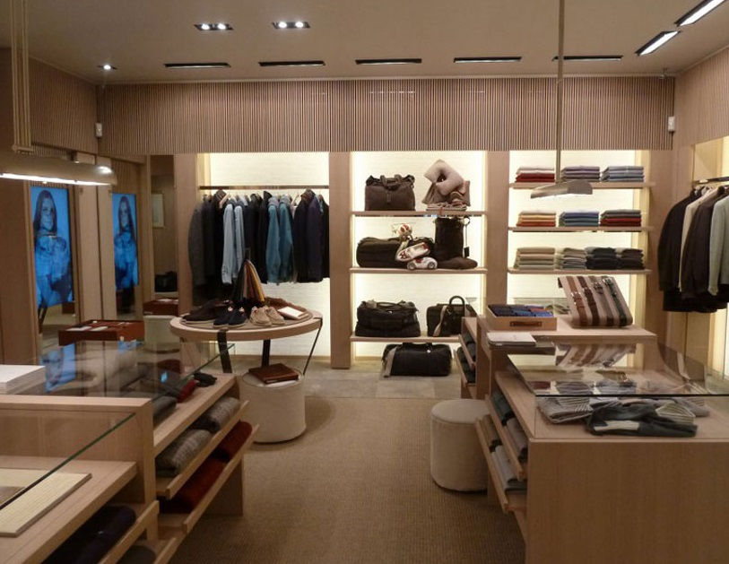 retail shops and showrooms interior design services vadodara