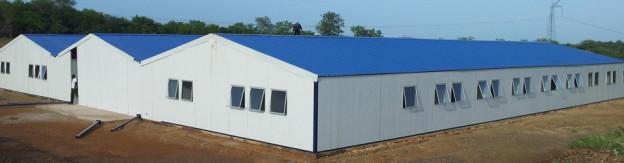 prefabricated structure manufacturers Vadodara