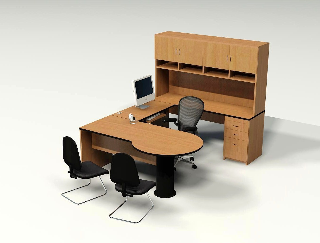 Office furniture gujarat spandan blog site for Home office furniture images