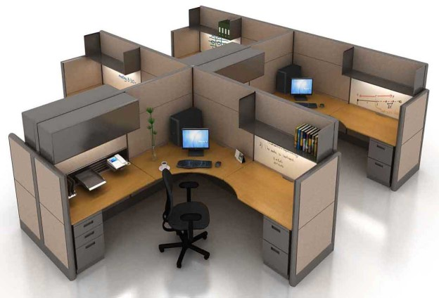 Superior Modular Office Furniture Surat