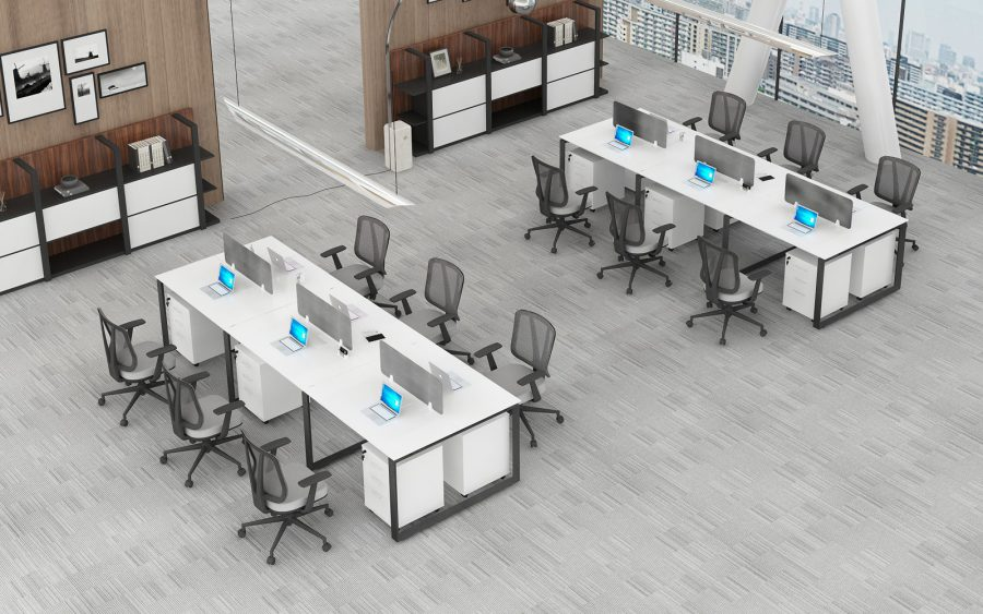 Modern office workstations Glass Partition Modern Office Workstation Spandan Enterprises Pvt Ltd Modular Office Workstation Archives Spandan Blog Site
