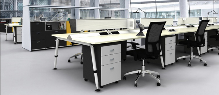 Genial Modular Office Workstation Manufacturer In Vadodara   Workstation  Manufacturer