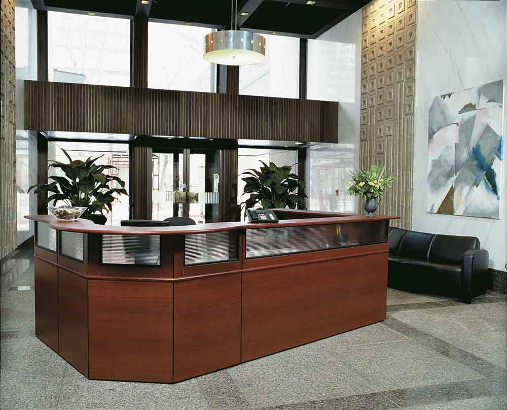 Keys To Choose The Reception Furniture Of Your Company