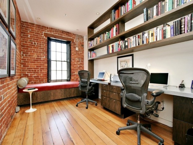 HOW TO FURNISH A SMALL OFFICE